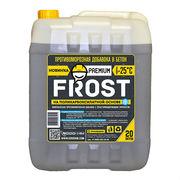 Frost - Противоморозная добавка для бетона (-25С) с пластификатором